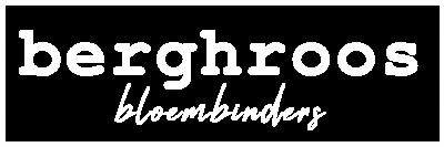 Berghroos Berghroos-logo-wit